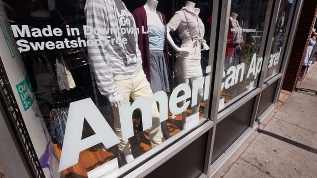 With No CEO in Line, American Apparel Sales Drop the Most in Four Years
