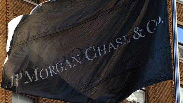JPMorgan Posts Fourth-Quarter Profit of $5.3 Billion (Update 2)