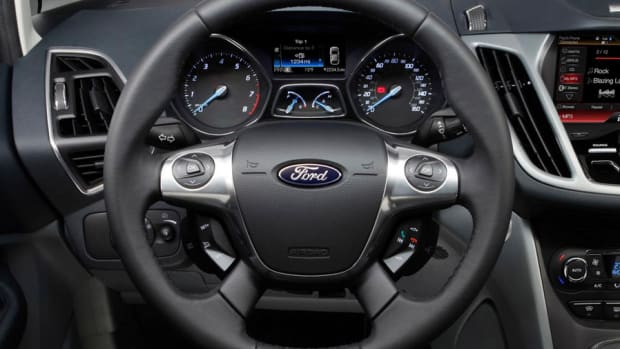 U.S. Closes Ford Steering Problems Without Seeking Recall