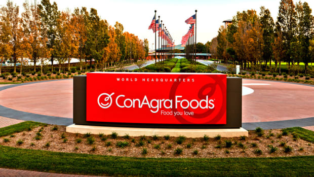 Earnings News from ConAgra, Accenture; Jim Cramer's Facebook Play