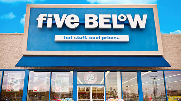 Five Below Brushes Off Retail Curse With Double-Digit Sales Gain