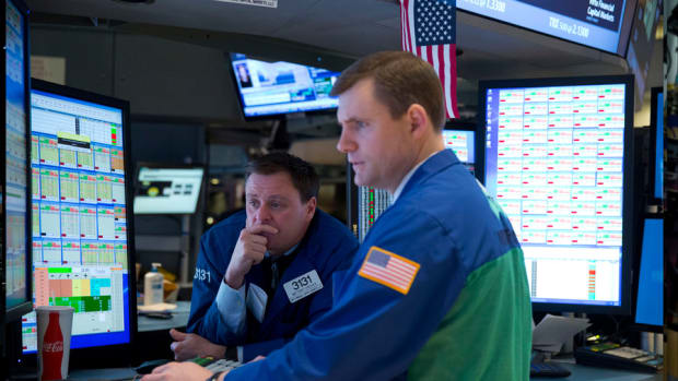 S&P Slips in Final Minutes, Fails to Notch Another Record