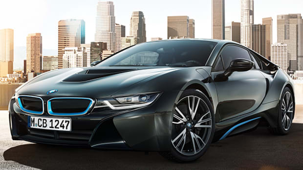 We Test-Drive BMW's New Hybrid Sports Car: Here's What We Found