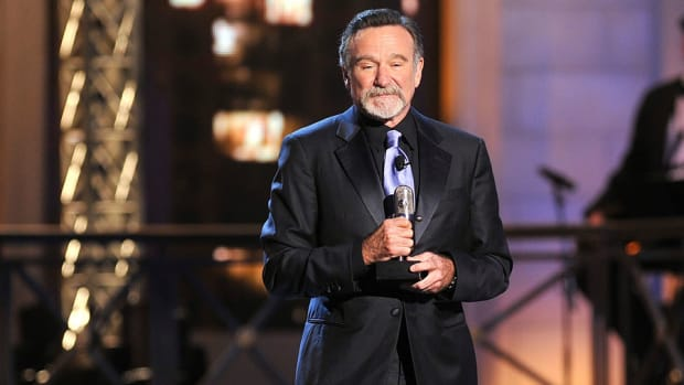 Robin Williams' Suicide Seizes Google's Top Searches of 2014