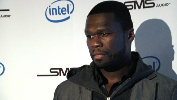 '50 Cent' and Intel Fuse Fitness With Biometric Headphones