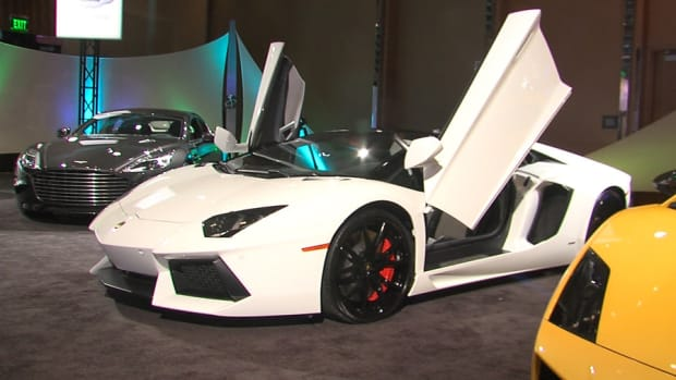 Ultra-Luxury Cars Make Splash in Detroit on Eve of 2014 Auto Show