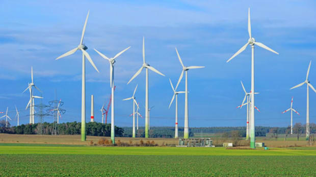 Wind Energy Gets Profitable Gust -- A Mighty Wind Blows From the Developing World to Indiana