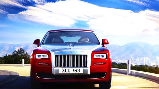 Ghost Series II Model Adds Luxury Growth for Rolls-Royce