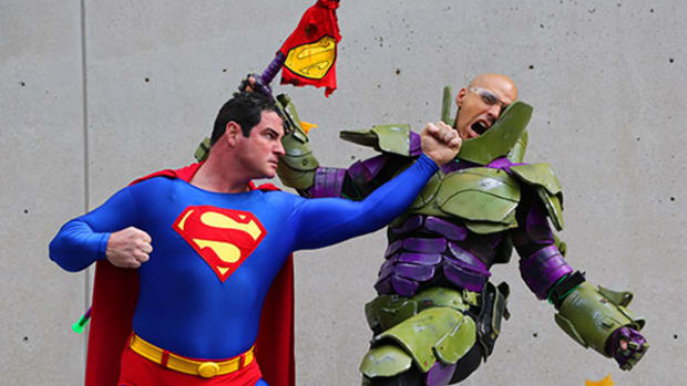 10 Comic Con Must-See Costumes Captured in a New York Minute