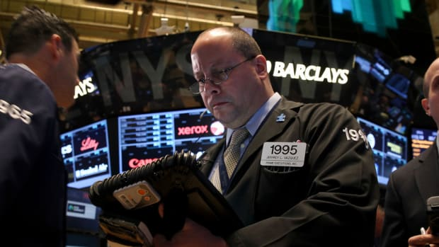 Stock Selling Could Reverse Course as Volume Slows
