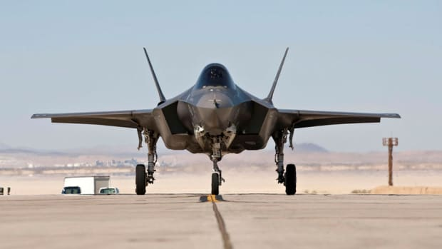 Lockheed and Pentagon Reach $4 Billion Deal on F-35 Fighter Jets