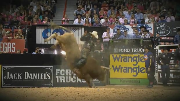 PBR: It's Not Rodeo, It's Bull Riding and Rule #1 is to Stay Alive