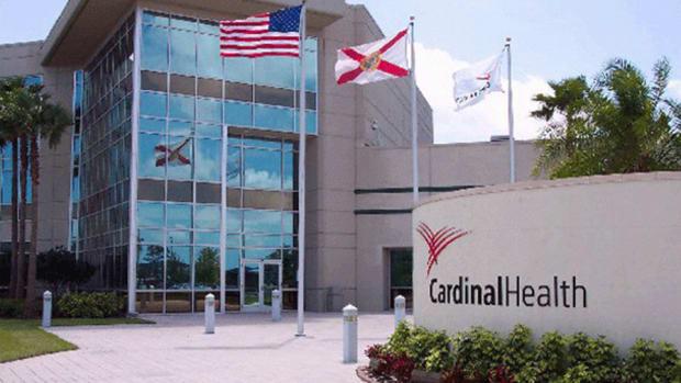 Cardinal Health Beats Estimates but Sees Big Drop in Revenue
