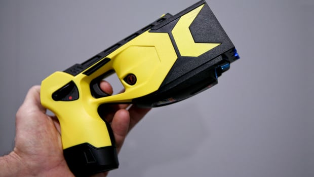 TASER CEO Rick Smith on Strong Q3 Earnings and Stock Price Surge