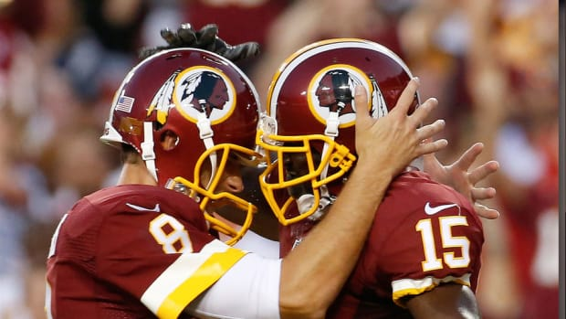 Native Americans Seek Dismissal of Washington Redskins' Suit