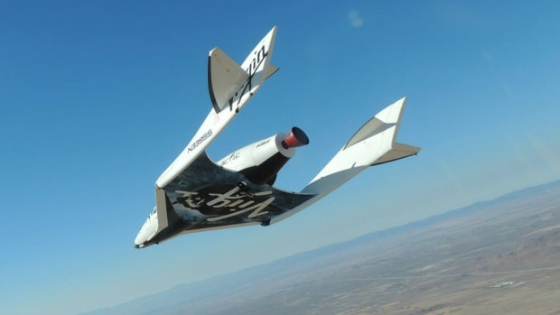 Braking System Malfunctioned in Virgin Galactic Spaceship Crash