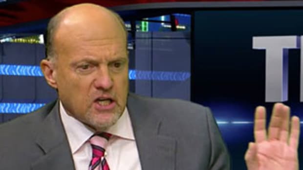 Jim Cramer: Isis Pharmaceuticals Gets a 'Gigantic' Boost With J&J Deal