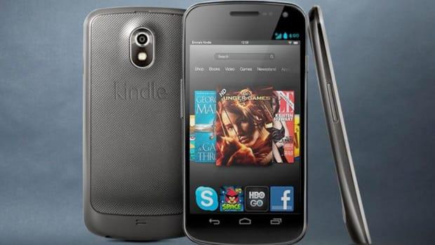 Amazon Tips Off Investors to Tilt-Friendly Smartphone