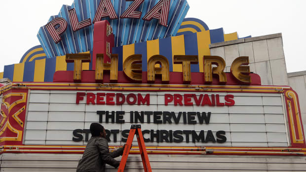 Sony Stock Off Its 52 Week Low On Lead Up to 'The Interview'