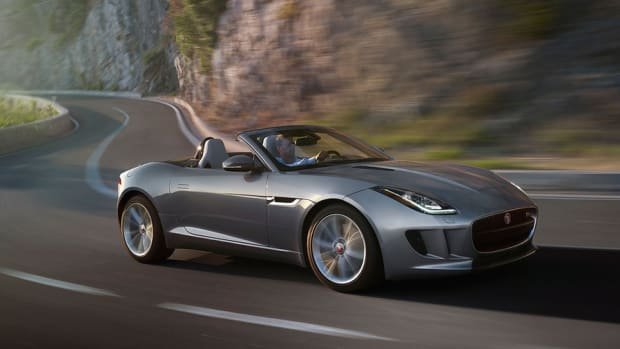 Jaguar Heritage Lives On With the Release of the F-Type