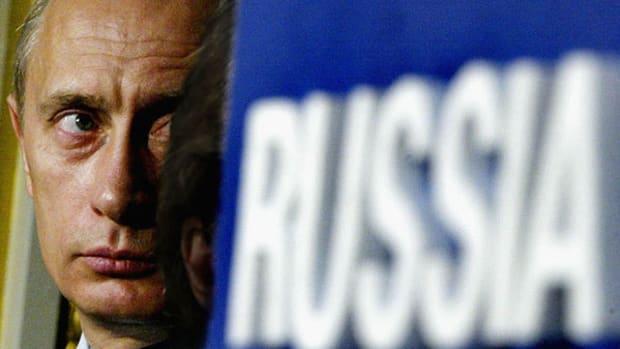 Vladimir Putin's Natural Gas Deal Weakens Russia's Hand in Ukraine