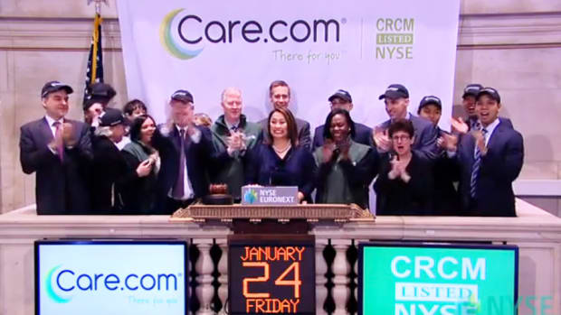 Care.com IPO Success Shows Market is Hungry for Good Net Stocks