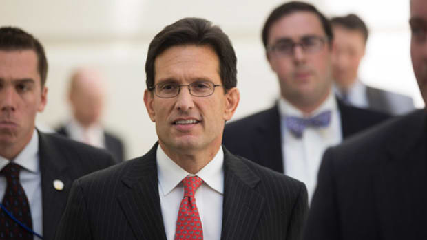 Eric Cantor's Corporate Donors Couldn't Guarantee Him Victory