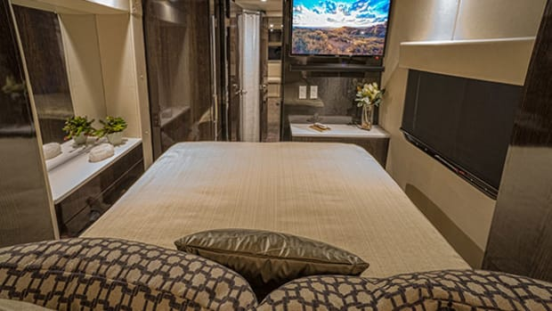$1M RV Is Built Like a Race Car, Equipped Like Your Mansion