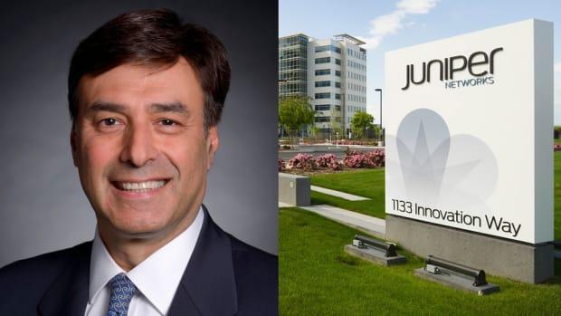 Juniper Networks CEO Shaygan Kheradpir Resigns After Review