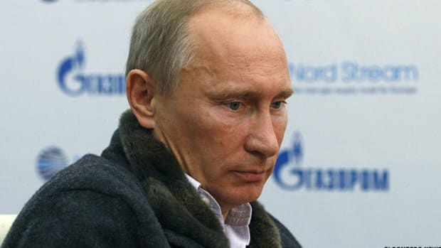 Energy, Politics and Putin: Russia's Gas Power Play Traps Europe