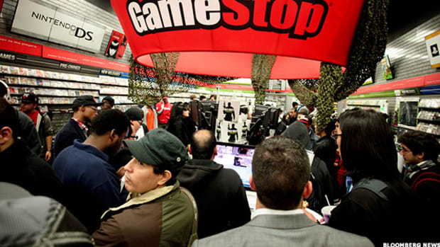 GameStop, Coach and Transocean Were 2014's Worst Performers