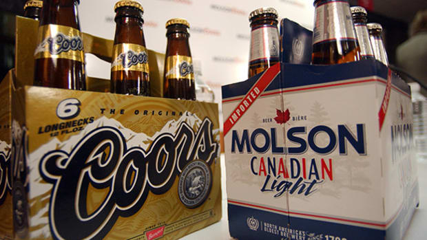 Molson Coors Is Showing Interest in U.K. Cider Maker Aspall