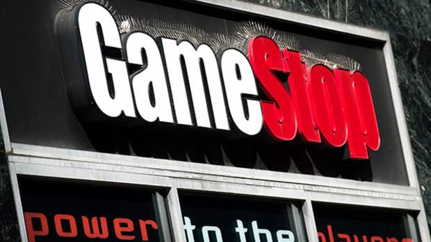 GameStop Is Plunging