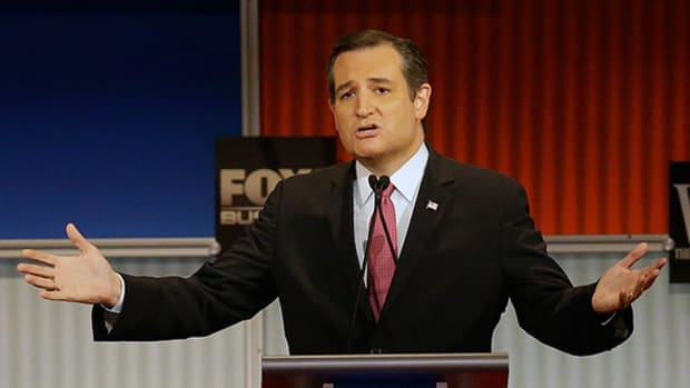 Ted Cruz Does Not Want to Push a Granny Off a Cliff