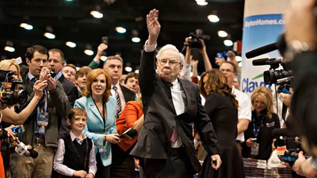 Warren Buffett's Berkshire Hathaway: The Party Isn't Over Yet