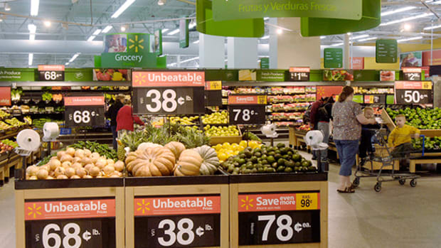 Good News for Amazon -- Consumers Ordering More and More Groceries Online