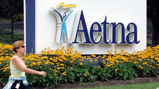 Regardless of Judge's Decision on Humana Deal, Aetna Is Pointing Upward