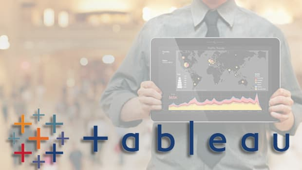 Tableau Software Stock Rises on 'Buy' Rating at BTIG
