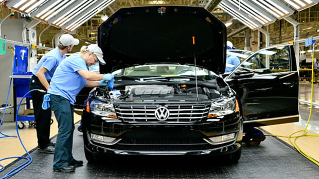 Volkswagen Sees 'Challenging' Conditions as the Car Industry Gets More Intense