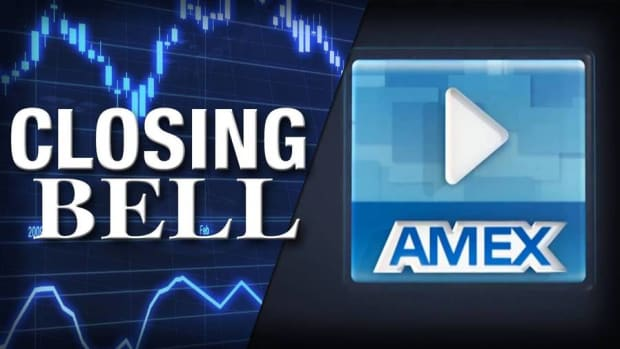 AmEx Spikes on Activist Reports; Crude Closes at Four-Month Low