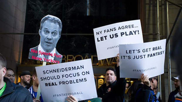 New York Lawmakers Vote to Legalize Fantasy Sports