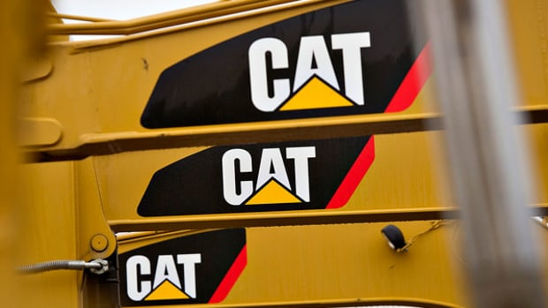Jim Cramer -- I'm Bullish on Caterpillar's Future