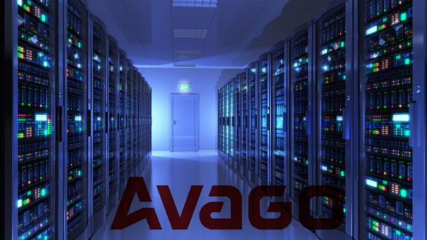 Avago (AVGO) Stock is the 'Chart of the Day'