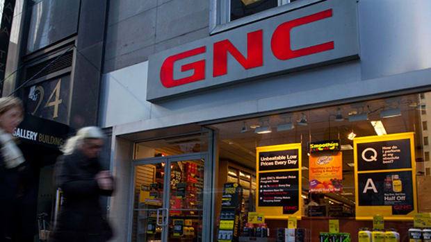 GNC Stock Spikes on Potential KKR Interest