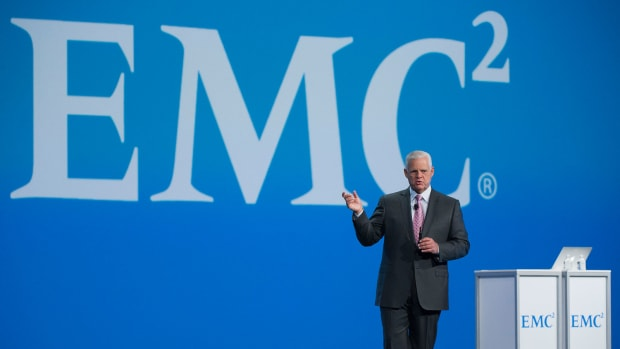 Don't Sell EMC Ahead of Dell Merger Just Yet