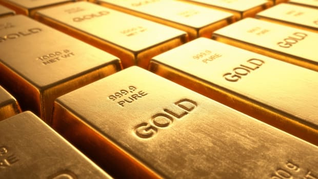 Yamana Gold (AUY) Stock Rising on Higher Gold Prices