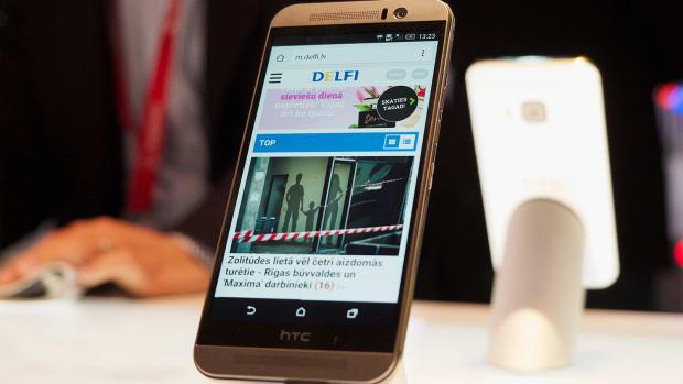 HTC One M9 Review -- A More Evolutionary Than Revolutionary Design