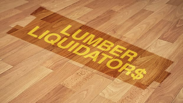 Lumber Liquidators Stock Soars After Q2 Earnings, Revenue Beat