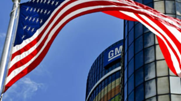 General Motors Is the Top S&P 500 Stock to Own for 2015
