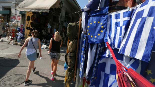 Greece Reaches Debt-Relief Deal
